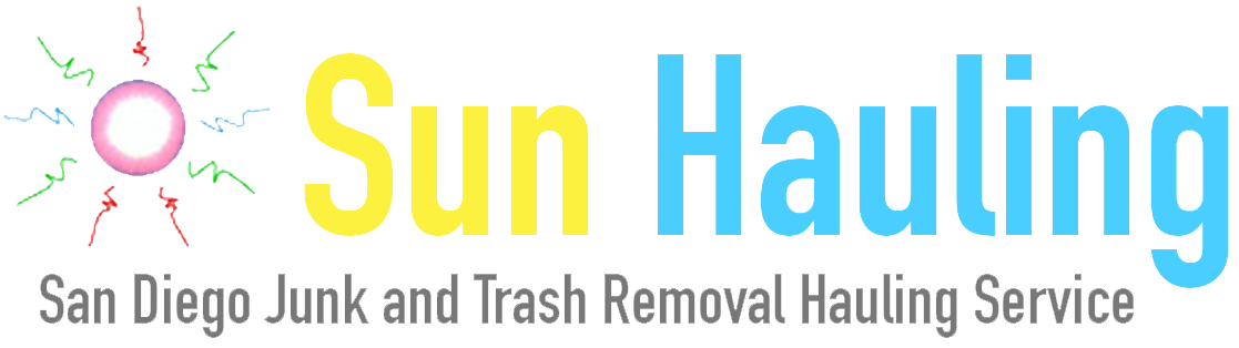 San Diego Junk Trash and Waste Removal Hauling Service